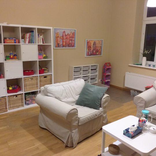 psychoterapia - gabinet w poradni Pomocnia Poznań
